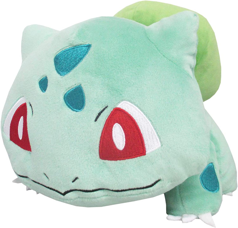 Sanei Pokemon All Star Collection PP118 Bulbasaur 7.5  Stuffed Plush