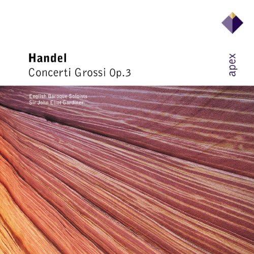 John Eliot Gardiner & English Baroque Soloists & George Frideric Handel