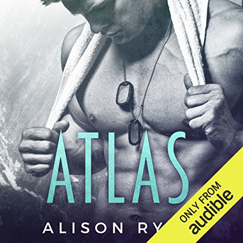 Atlas audiobook cover art