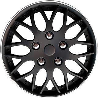 Auto-Style California 17 Silver Copricerchio Set 4 pezzi