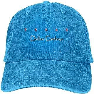 柳のスポーツ テキサス州 ダラス カウボーイズ 定番プリント帽子 ヒップポップ メンズ 通勤キャップ 応援帽子 紫外線対策 日よけ ベースボールキャップ