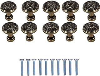 4pcs B077 Big Size Vintage Drawer Pulls Knobs for Cupboard Cabinet Drawer