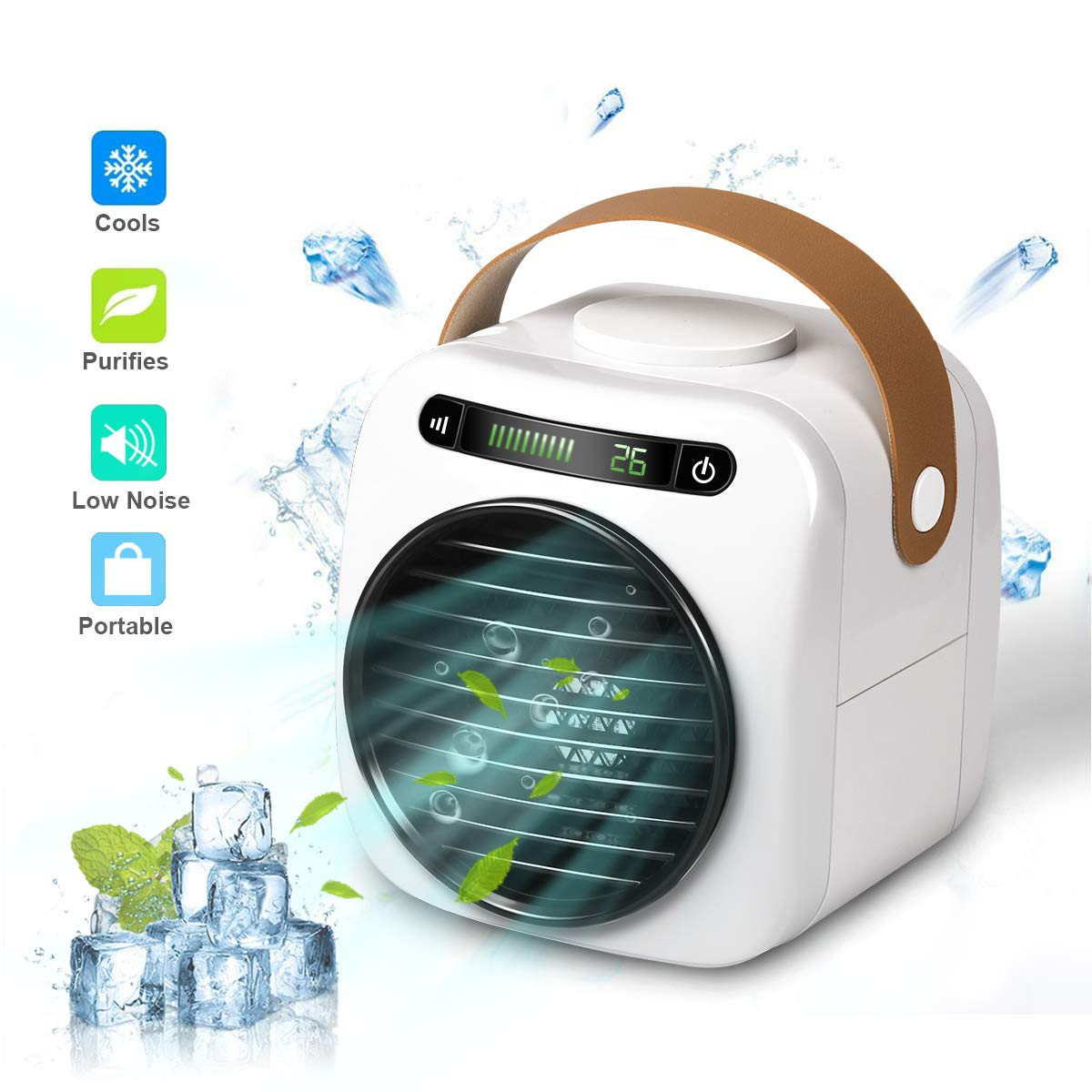 Conditioner Personal Portable Humidifier Purifier