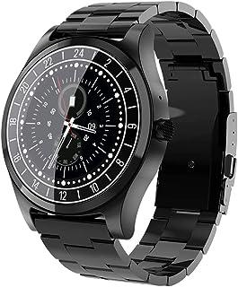 WKKL Bluetooth Reloj Pulsera Reloj Reloj Deportivo Inteligente perate información de monitoreo Empuje Impermeable cronómetro analógico cronómetro Reloj Digital