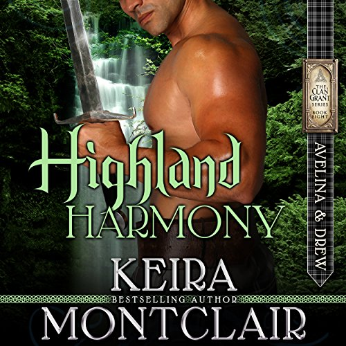 Highland Harmony: Avelina and Drew audiobook cover art