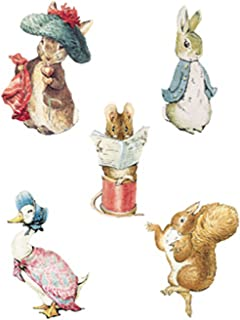 Wallies Beatrix Potter Character Wallies Wallpaper Cutouts