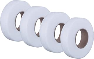 4本入り アイロン両面接着テープ 裾上げテープ 63m巻 幅15mm 布用両面テープ すそあげ 洗濯可能 裁ほう 仮縫い 手芸用