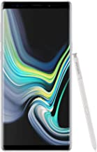Samsung Galaxy Note 9 SM-N960F/DS 6GB / 128GB 6.4-inches LTE Dual SIM (GSM ONLY, NO CDMA) Factory Unlocked No Warranty - Alpine White