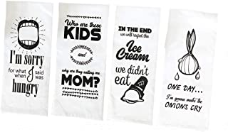 Best funny kitchen towel sayings Reviews