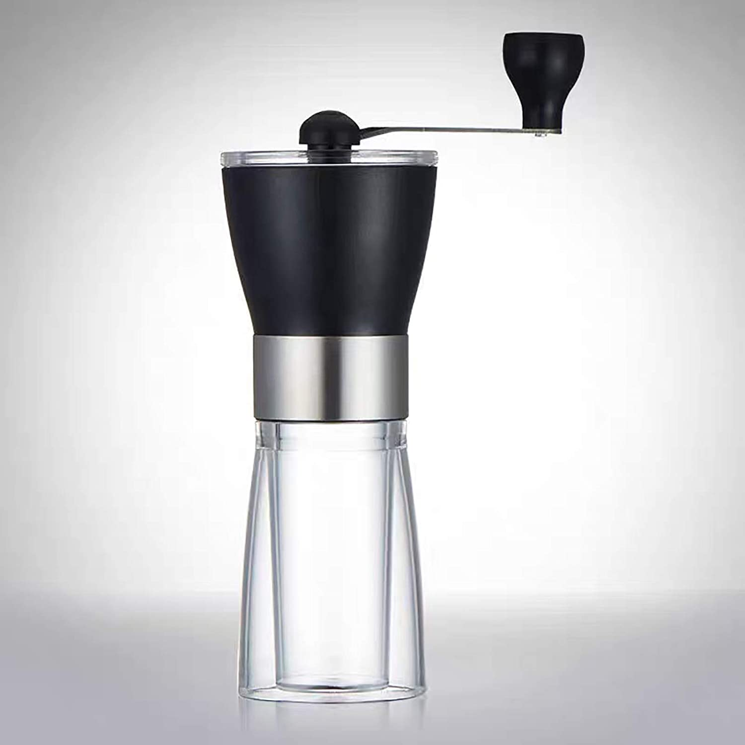 New life N+A Hand crank Popular brand in the world coffee bean Portable manual grinder Manua