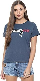 People Women's Regular fit T-Shirt