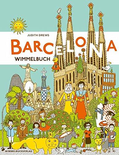 Barcelona Wimmelbuch