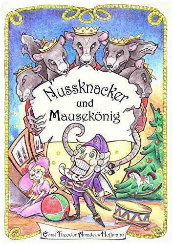 Nussknacker und Mausekönig mit Illustrationen von Olga Soloveva