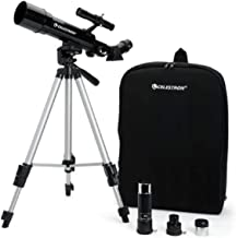 Celestron – 50mm Travel Scope – Portable Refractor Telescope –..