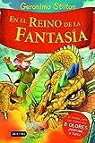 Stilton: En el reino de la fantasía: ¡Libro con olores!: 2 (Geronimo Stilton)