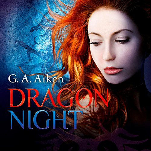 Dragon Night audiobook cover art