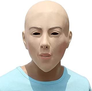 Female Face Latex Mask Fancy Dress Halloween Costume Living Dolls Crossdresser