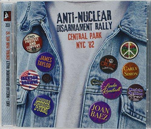 Anti-Nuclear Disarmament Rally Central Park 82