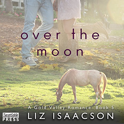 Over the Moon audiobook cover art