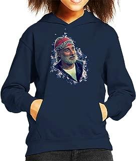 Spike Milligan Comedian and Writer Kid's Hooded Sweatshirt