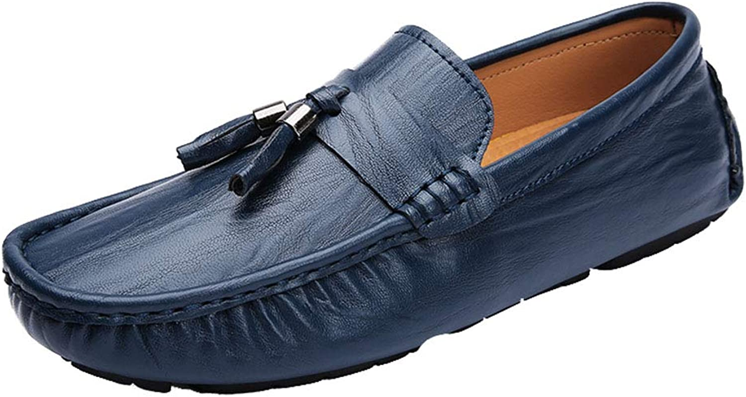 Icegrey Men's Loafers Driving shoes Flats shoes