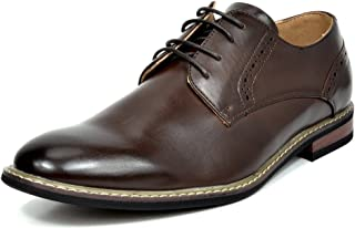Men's Leather Lined Dress Oxfords Shoes