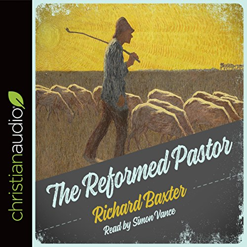 Reformed Pastor  cover art