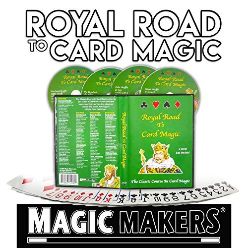 Original Royal Road to Card Magic - The Complete Course in Card Magic