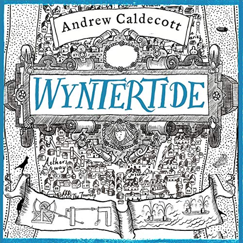 Wyntertide audiobook cover art