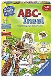 Ravensburger- ABC-Insel Jugar y Aprender, Color carbón (24952)