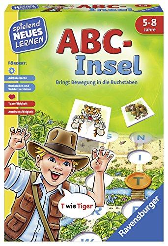 Ravensburger Spielen und Lernen 24952 - ABC-Insel