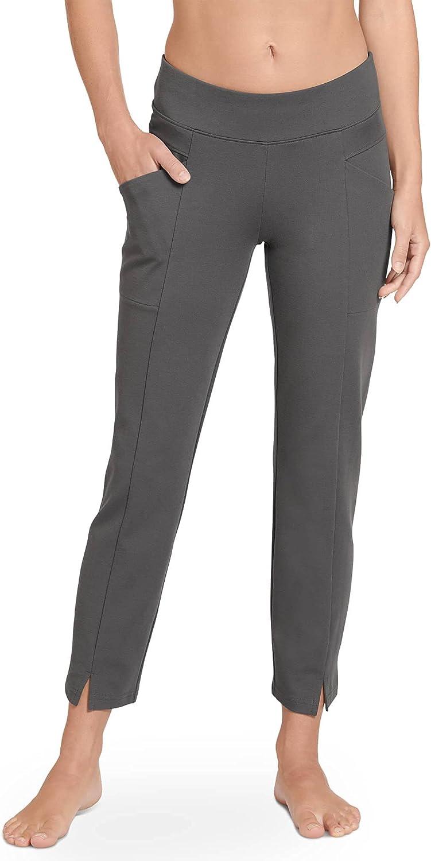 Jockey Women's Career Wear Pant 100% quality warranty! Bombing free shipping Leg Ponte Straight