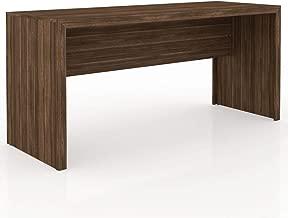 Mesa para Escritório ME4109 Nogal Tecno Mobili