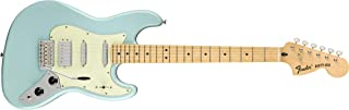 Fender Alternate Reality Sity-Six Electric Guitar - Maple - Daphne Blue