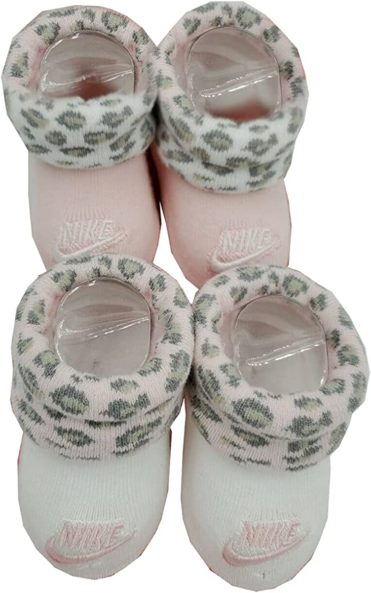 Nike Infant Baby Futura Booties 2 Pack