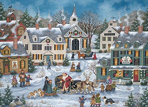 Geist von Weihnachten Weihnachtskarten im Kasten (Auf Englisch)