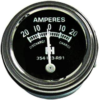 RTP IH / Farmall Tractor Amp Gauge 20-20 Style with IH Logo