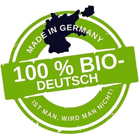 Aufkleber Sticker 100 Bio Deutsch Aufklber Set 10 Stück Integration Multikulti Merkel Not Welcome Auto
