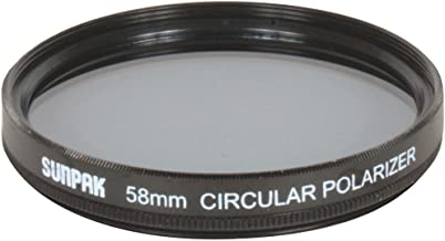 Sunpak 58mm CF-7059-CP Camera Filter