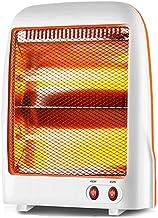 AINUO-Calentador Hogar Calefacción eléctrica Ahorro de energía Calentador de energía Cuarto de baño Caliente Estufa pequeña para Hornear Blanco
