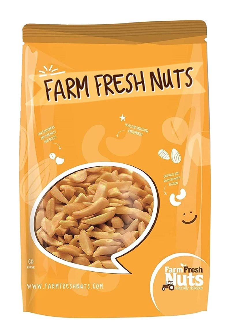 Dry Raleigh Mall Roasted Beauty products Unsalted Slivered Almonds 2 - in Small Baked Lbs.