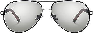Aviator Polarized Sunglasses for Men Women New Shades...