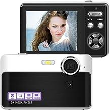 Digital Camera Compact Camera 24 MP Digital Cameras Mini...