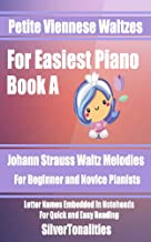 Petite Viennese Waltzes for Easiest Piano Booklet A