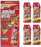 「アミノバイタルRアミノショットR」パーフェクトエネルギー グレープフルーツ味 45g×4袋