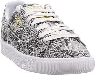 PUMA Women's Clyde AO Reptile Sneakers