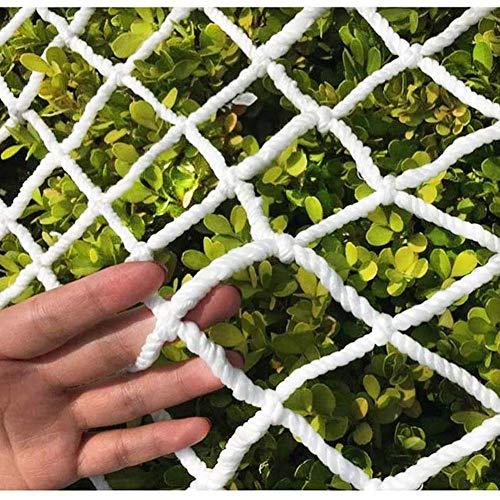 Sicheres Netz, Kinderschutznetz, Sicherheitsschutz, Kletterseil, für Kinderspielplatz, Durchmesser 6 mm, 10 cm (Größe: 2 x 4 m)