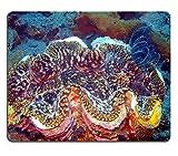 luxlady Gaming Mousepad imagen ID: 35152112enorme Clam Isla Bali tulambe
