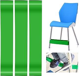 ZITFRI 3 Pcs Bandes Elastiques Chaise en Latex pour Enfants Tros Actif- Bande Elastique Fitness Yoga 20lbs - 25 lbs