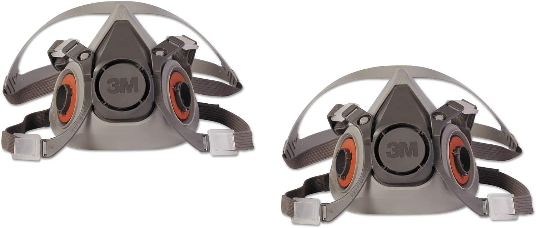 Half Facepiece New popularity New popularity Reusable Respirator 6200 Vapors Dust Pa Gases